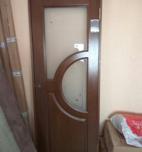 Двери новые в комплекте