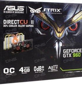 Видеокарта ASUS GeForce GTX 960 STRIX OC [STRIX-GT