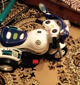 Детские мотоцикл