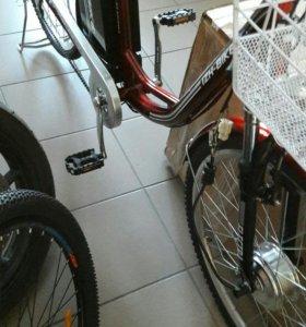 Электро велосипед иж байк