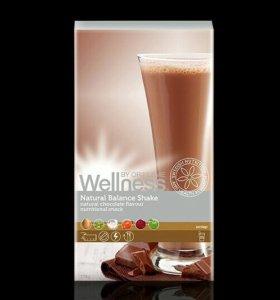 Шоколадный коктель Нэчурал Баланс для похудения
