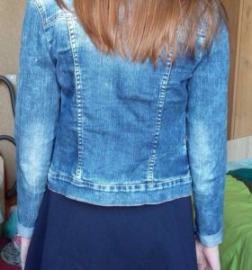 Джинсовка,джинсовая куртка