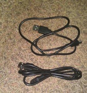 Mini usb кабель провод