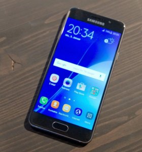Продаю смартфон Samsung Galaxy A3 2016