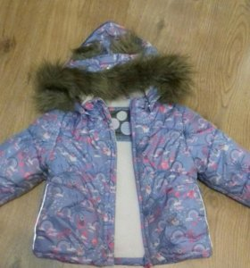 Комплект Huppa 86 + куртка.....