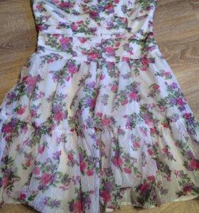 Платье + духи