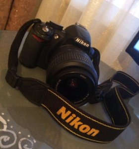 Nikon D 3100 Kit