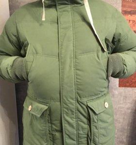 Куртка пуховик мужской зимний Elvine Oskar Leaf