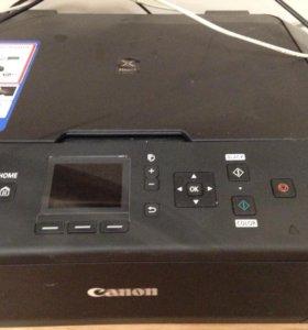 Принтер canon mg5540