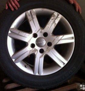 Колеса Continental 235/60 R18 107 H