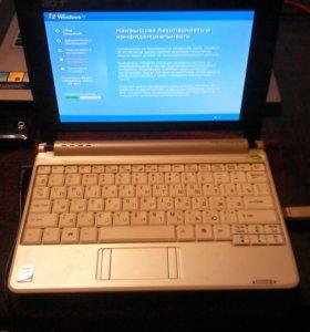Торг Acer aspire one zg5 нетбук