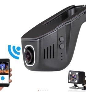2017 Видеорегистратор Wi-Fi Full HD