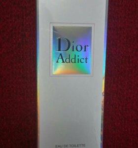 Туалетная вода Dior Addict 100 ml