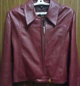 Куртка из натуральной кожи новая