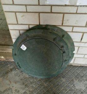 Крышки для канализаций