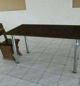 Столы, стулья для кафе.