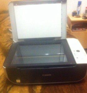 Принтер canon pixma mp190