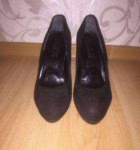 Туфли Loriblu замшевые