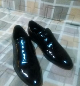 Туфли мужские, отличного качества. Быстрым скидка