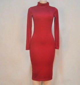 Новые стрейч платья