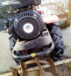Мотоблок УГРА. С двигатилем субару.
