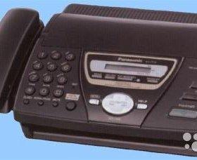 Факс Panasonic KX-FT78