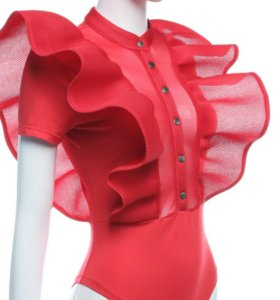Блузка -боди
