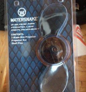 Винт на электролодку watersnake