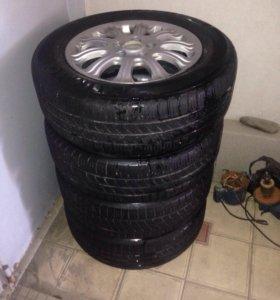 Колеса на форд фокус