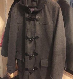 Пальто-плащ
