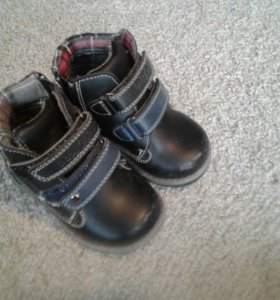 Ботинки не утепленные