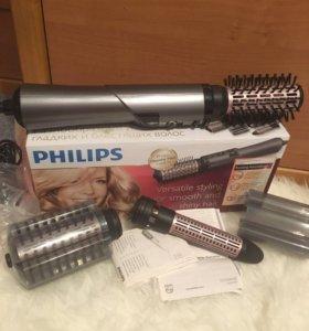 Новая Фен-щётка Philips hp 8666/00
