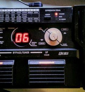 Гитарный процессор KORG AX5G