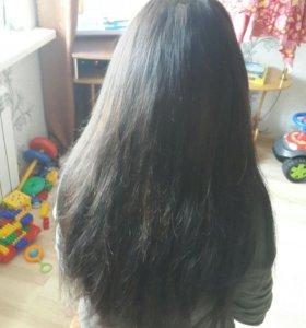 Копсуляция волос