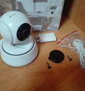 Камера видео наблюдения беспроводная Wi-Fi