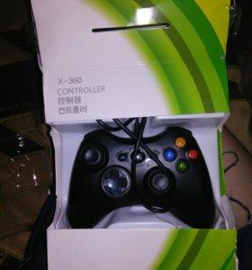 Gamepad джойстик Xbox 360