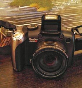 фотоаппарат Canon PowerShot SX20 IS