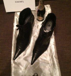 Ботиночки натур.кожа👍🇮🇹