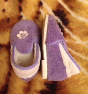 Тапочки для малышки
