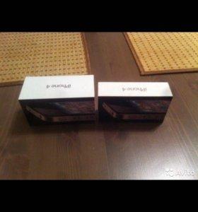 Айфон коробки
