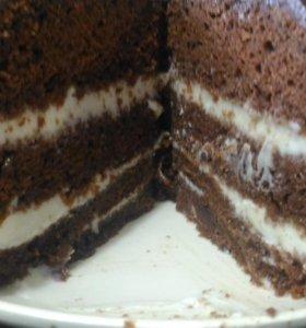 Тортики домашние