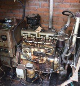 Дизельный электрогенератор 16 кВт