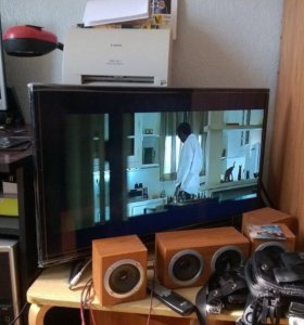 Led. Телевизор