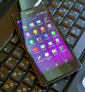 Sony z1 compact Lte