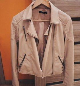 кожаная куртка Befree