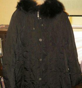 Продам куртку 58 р.