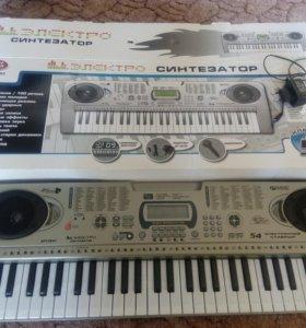 Продам электро синтезатор