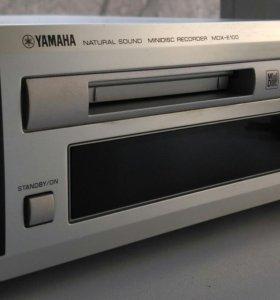 Yamaha MDX-E100 Mini Disc Recorder