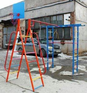 Уличный Детский Спортивный Комплекс ДСК Дача-АП