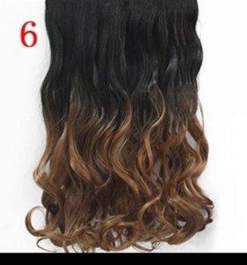 Продам накладные волосы 550 рублей
